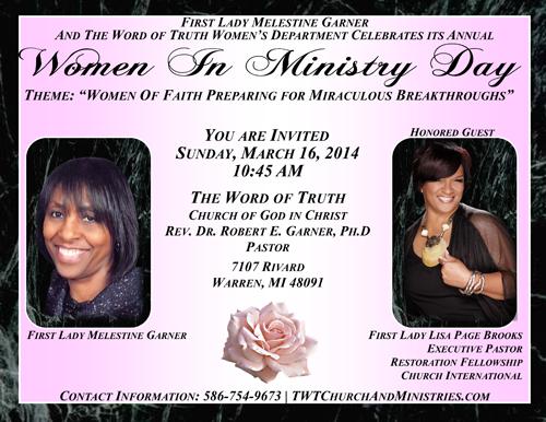 2014 Women In Ministry Flyers 16 March-1